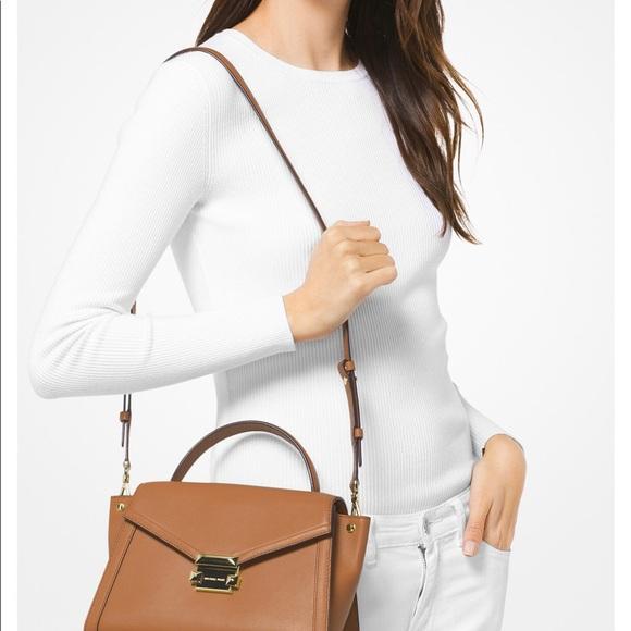 699e766d0b4171 MICHAEL Michael Kors Bags | Michael Kors Whitney Acorn Md Th Satchel ...
